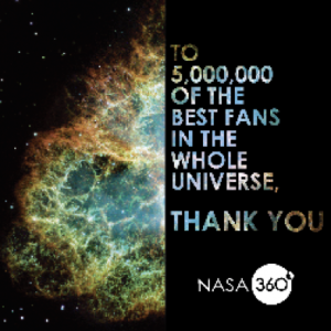 NASA 360 5M