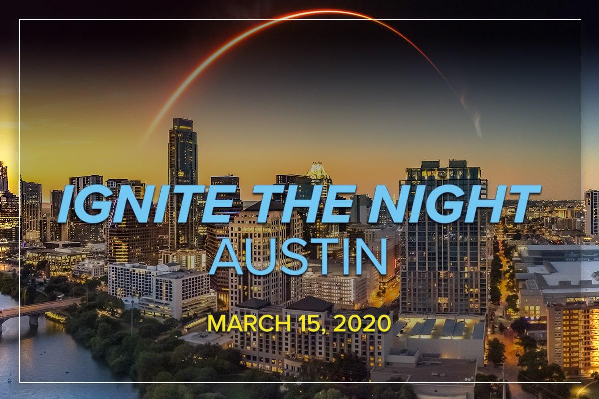 NASA iTech Ignite the Night AUSTIN, March 15, 2020
